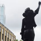 Poetic justice? Toppled slaver's statue replaced by one of Black protester