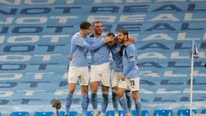 Soccer-City look to clinch title in Champions League dress rehearsal