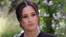Meghan Markle Says She Contemplated Suicide: 'I Just Didn't Want To Be Alive Anymore'