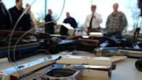 Police buying back guns, no questions asked