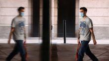 La mortalidad se disparó en España un 155% en la peor semana de la pandemia