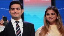 Isha Ambani and Akash Ambani Feature on Fortune '40 Under 40' List