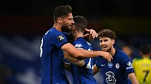 Olivier Giroud, Christian Pulisic keep Chelsea on pace for a Champions League berth in narrow win (video)
