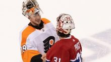 Canadiens fall 3-2 as Flyers move onto second round