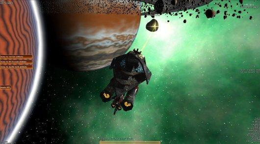 Ascent: The Space Game on building a better sci-fi sandbox