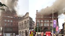Belfast Primark 'at risk of collapse' after fire