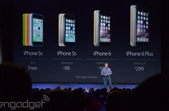 Apple drops iPhone 5s price to $99 and the 5c to 'free' on contract
