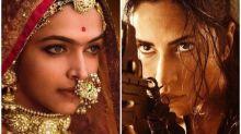 Katrina Kaif's Tiger Zinda Hai and Deepika Padukone's Padmavati has THIS in common