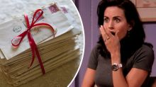 Sisters left horrified after accidentally opening parent's X-rated love letters