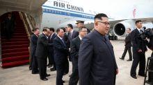 China's Jumbo Jet Diplomacy Shows Influence in Trump-Kim Talks