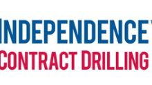 Independence Contract Drilling, Inc. Reports Financial Results For The First Quarter Ended March 31, 2019