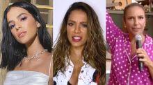 Bruna, Ivete e mais: quem são as famosas envolvidas nas polêmicas de Anitta