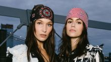 Star-Spangled Braids! Biker Bandanas! Alexander Wang Has the Answer to Your July 4th Weekend Beauty