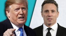 Trump: Give CNN's Cuomo a 'red flag' for his 'Fredo' rant