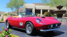 UPDATE: A Ferris Bueller replica Ferrari is headed to auction this week