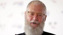 Apresentador David Letterman recebe Prêmio Mark Twain de Humor Norte-americano