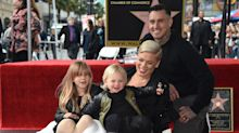 Pink says she's not posting about her kids on social media after being mom-shamed by 'mean-spirited' commenters