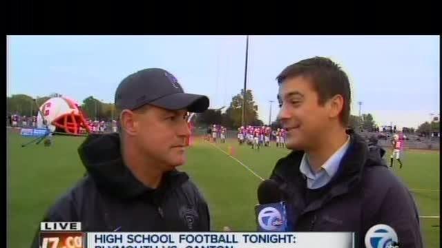 Plymouth ready for hard-hitting Meijer Game of the Week