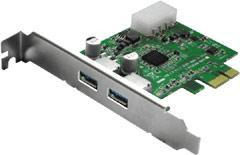 Green House delivers USB 3.0-friendly PCI Express interface card