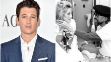 Miles Teller Advocates For Better Nursing Care in Support of AIDS Documentary '5B'