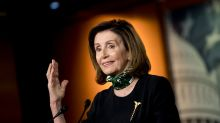 Pelosi Urges Trump to 'Ask for Directions' On Virus Crisis