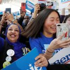 Regular Democrats Just Aren't Worried About Bernie