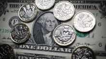 British pound pushes back above as dollar heads for 3-day slide
