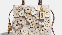 These Coach bags are up to 50% off — but they won't be in stock for long