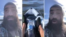 'This is tiring': Eerie video shows kayaker's last moments in rough seas