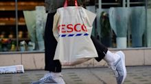 Tesco Suffers From Weak U.K. Market