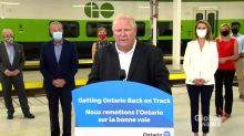 Coronavirus: Ford takes swipe at OSSTF head over criticism of back-to-school plan