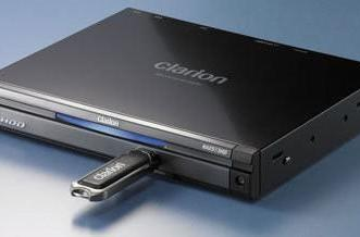 Clarion intros NAX973HD HDD-based navigation unit