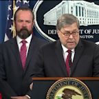 AG William Barr Discusses Redacted Mueller Report Ahead of Its Release