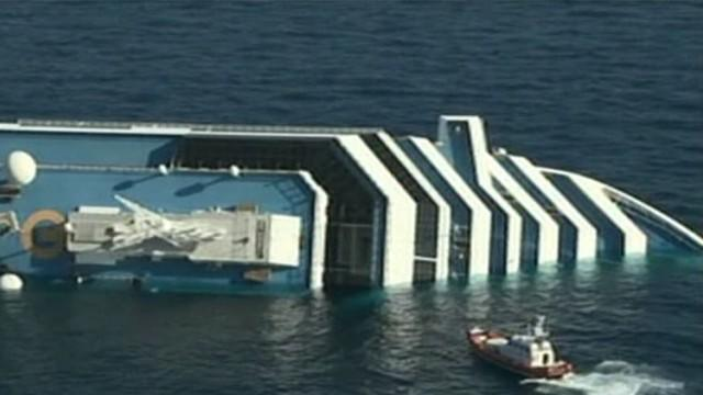 Costa Concordia Captain: Others Must 'Share the Blame'