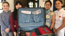 What would you pack? Students bring immigration stories to life from a single suitcase
