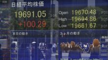 Tokyo stocks open flat after Fed minutes released