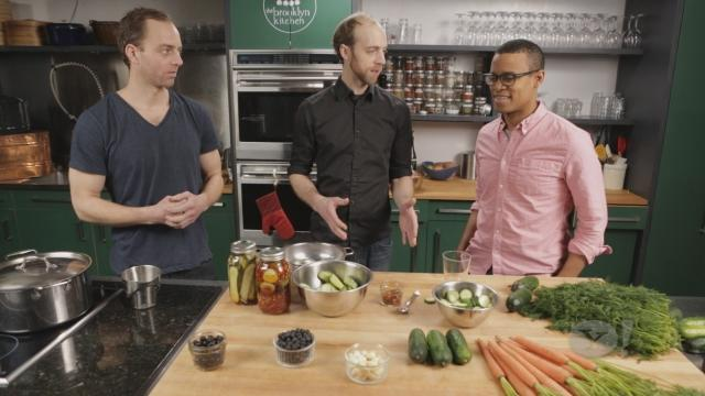 Mansome 158: How to Pickle Absolutely Anything