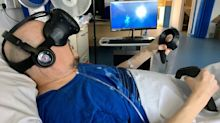 VR helped a terminally ill diver swim the Great Barrier Reef from a hospital bed