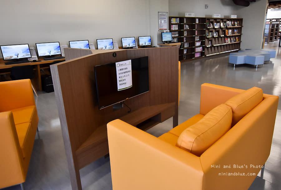 台中市立圖書館溪西分館.台中圖書館14
