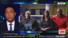 George Floyd's brother on arresting officers: 'They took a life now they deserve life'