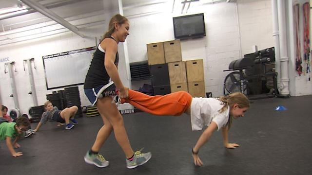 CrossFit for Kids Raises Safety Concerns