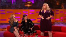 Rebel Wilson recreates her hilarious 'Pitch Perfect' audition