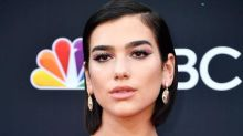 Dua Lipa uses social media 'in bite sizes' to protect mental wellbeing