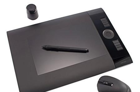 Wacom's Intuos4 tablet gets put through its paces