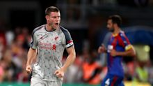 Liverpool see off battling Crystal Palace to keep up with the early Premier League pacesetters