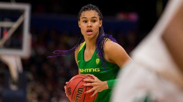 Third Oregon star declares for WNBA draft