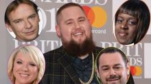 Rag'n'Bone Man requests framed EastEnders stars for his gig rider