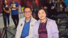 Gigi Wong denies returning to TVB