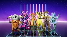 TV star revealed to be Bush Baby on The Masked Singer
