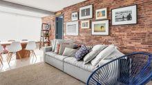 Minas Gerais: um apartamento moderno inspirado nos lofts americanos